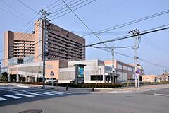 福井県立病院 立体駐車場