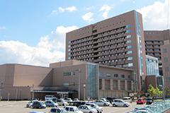 福井県立病院 陽子線がん治療センター