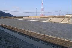 三郎丸 低水護岸工事
