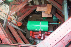 雨水貯留管建設工事
