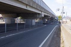 国道27号野神高架橋和久野地区橋梁耐震補強工事