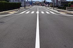防安No.1-5歩道整備(バリアフリー)工事